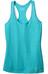 Smartwool Merino 150 Pattern Ondergoed bovenlijf turquoise